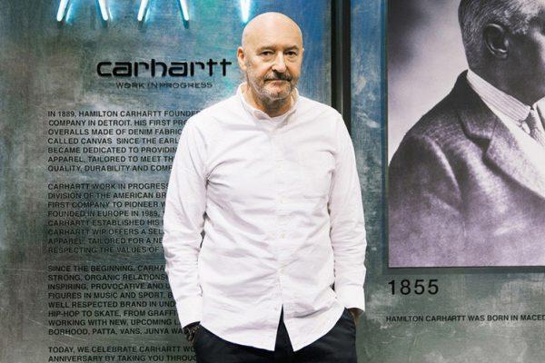 Edwin Faeh, Carhartt WIP
