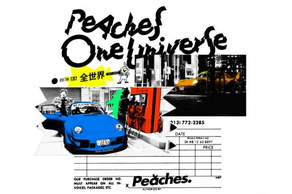 Peaches One Universe